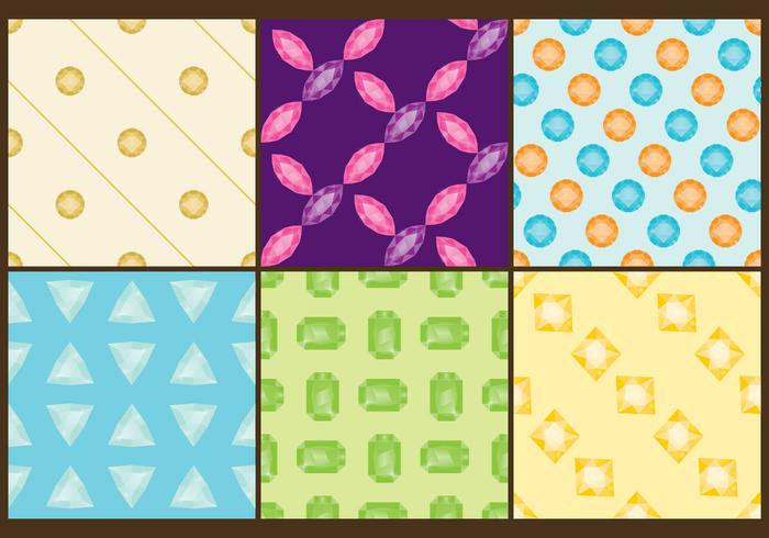 Strass Pattern Vectors