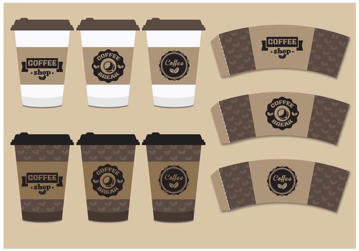 Koffiemouw Mock Up