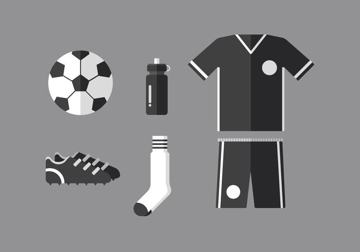 Vector Football Kit