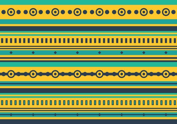 Gratis geometrisch patroon # 3