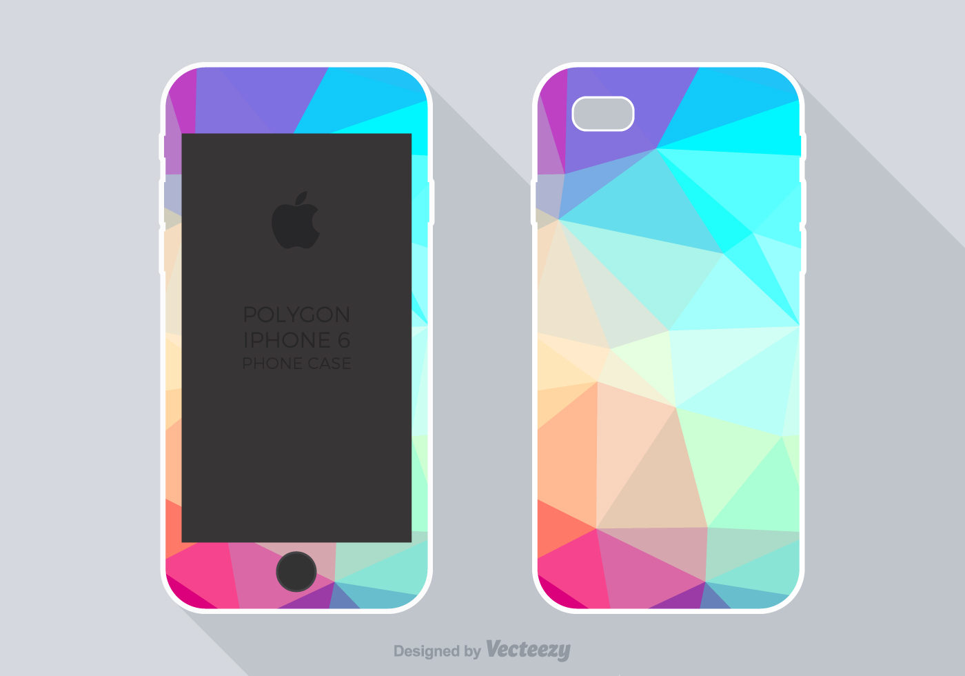 free vector phone case