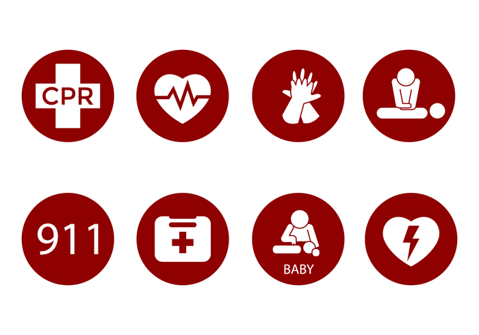 free cpr icon vector download free vector art  stock hospital clipart patient hospitality clipart