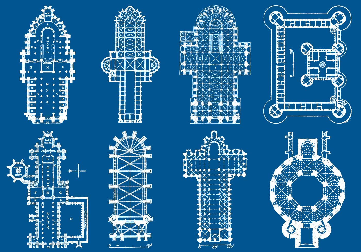 cathedral vector floor plans download free vector art floor plan of pisa cathedral images frompo