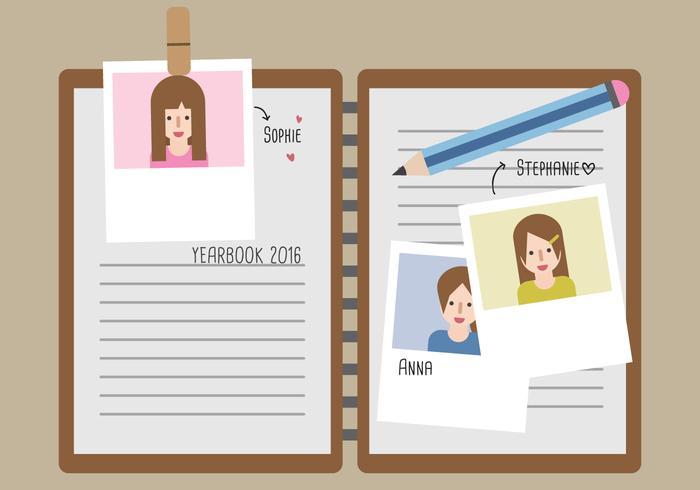 Underteckna min årbokvektor