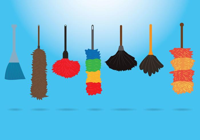 Feather Duster Vectors