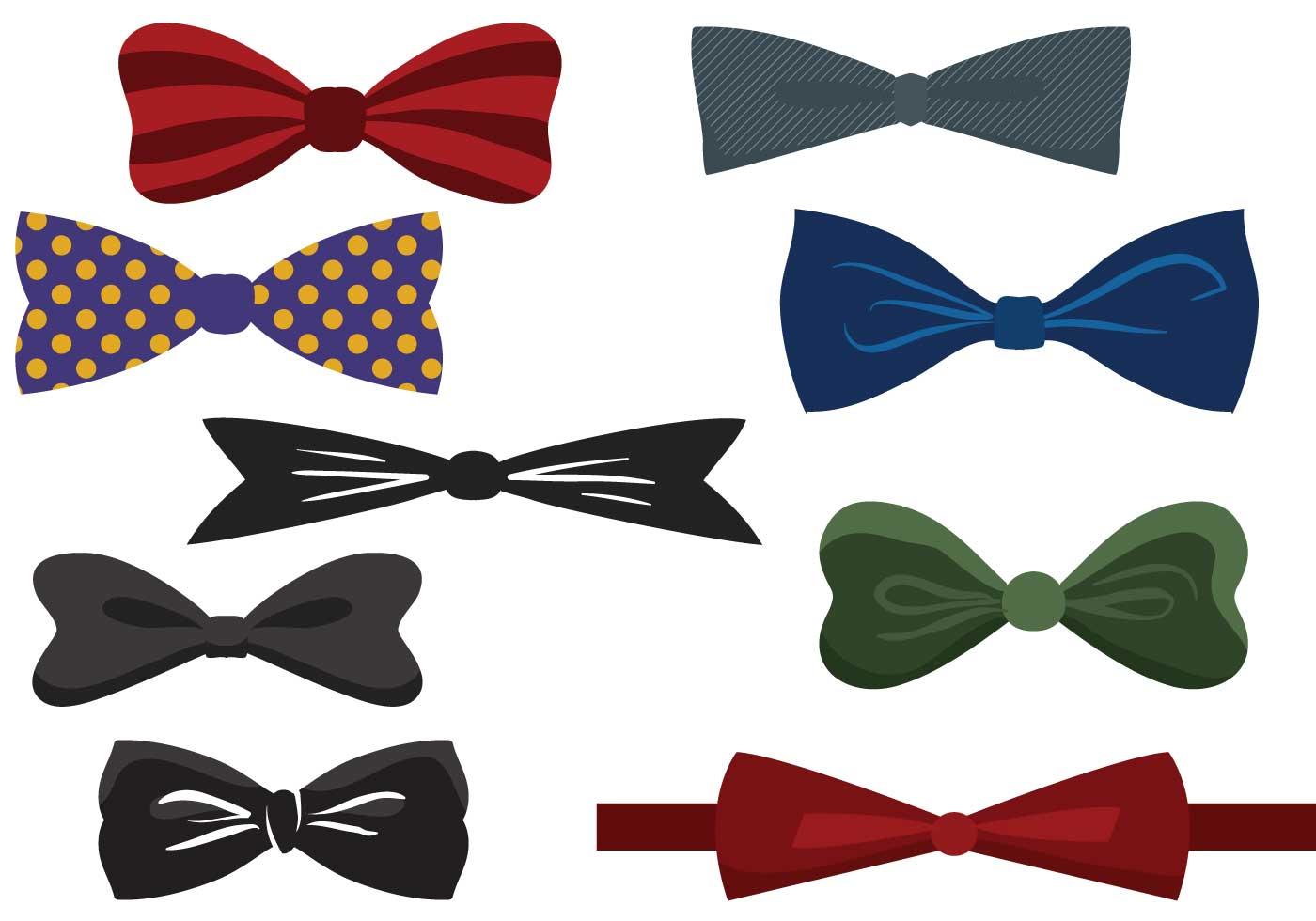 Bowtie Vector Free Bow Tie Vectors -...