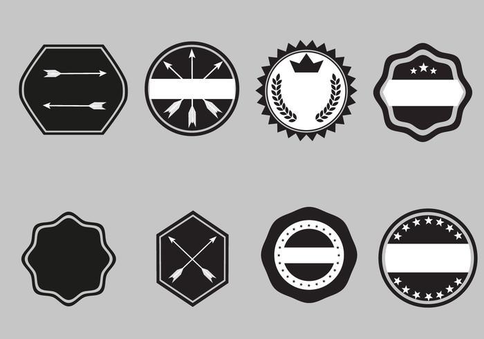 work badges template - free badge templates vector download free vector art