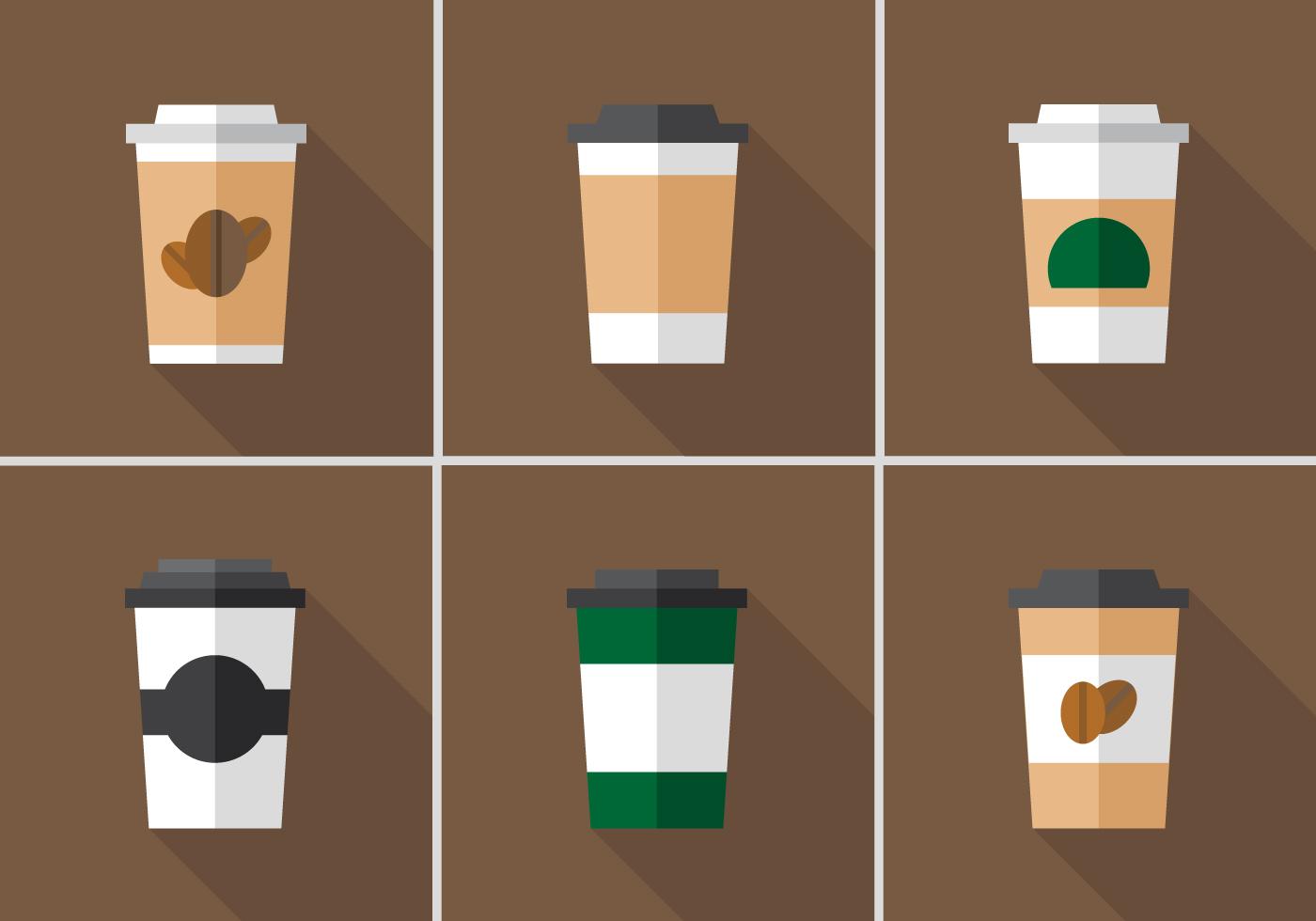 Vector Coffee Sleeve Download Free Vector Art Stock