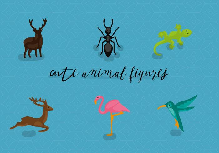 Free Animals Vector Illustration