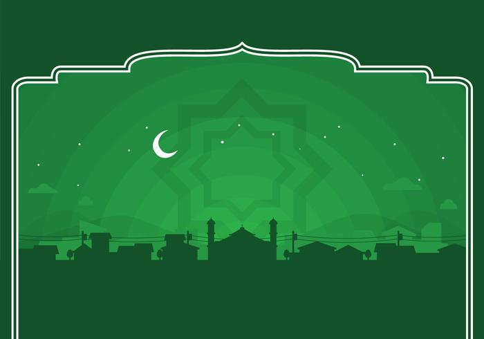 Vector Ramadhan Background