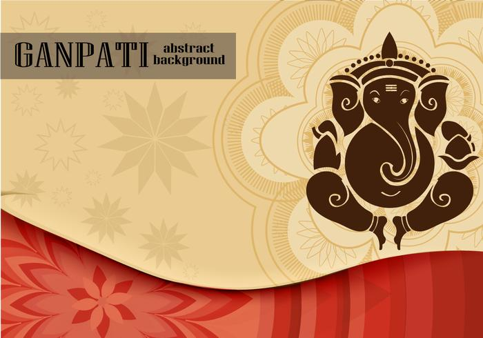 Ganpati Background