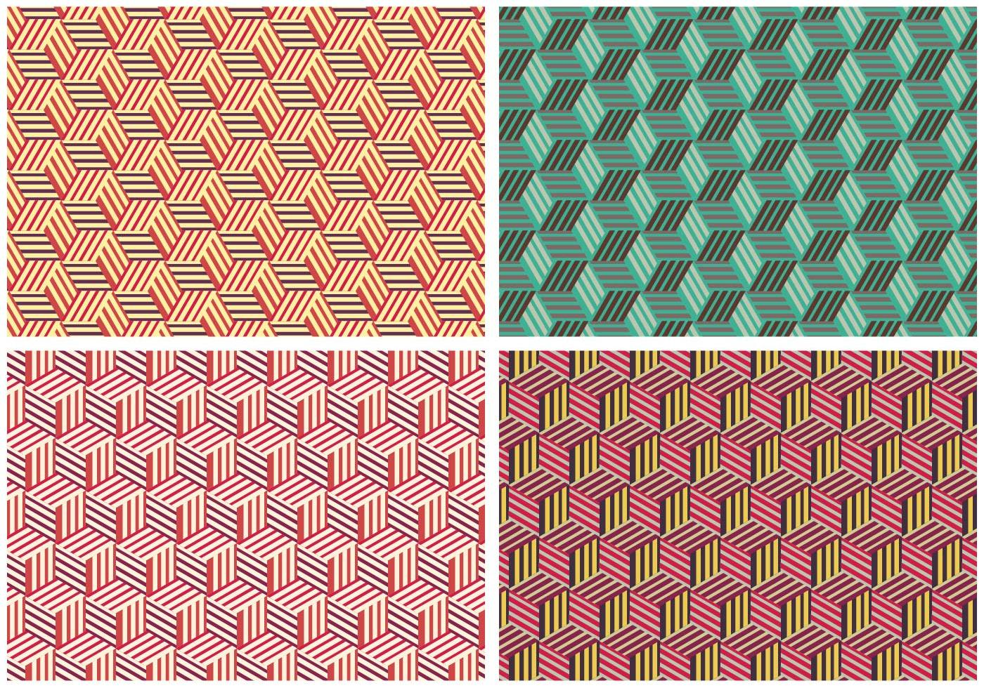 Free Vector Bauhaus Pattern Heart Images Stock Photos Vectors