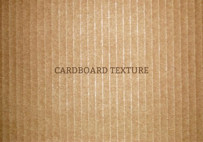 Free Vector Cardboard Textura
