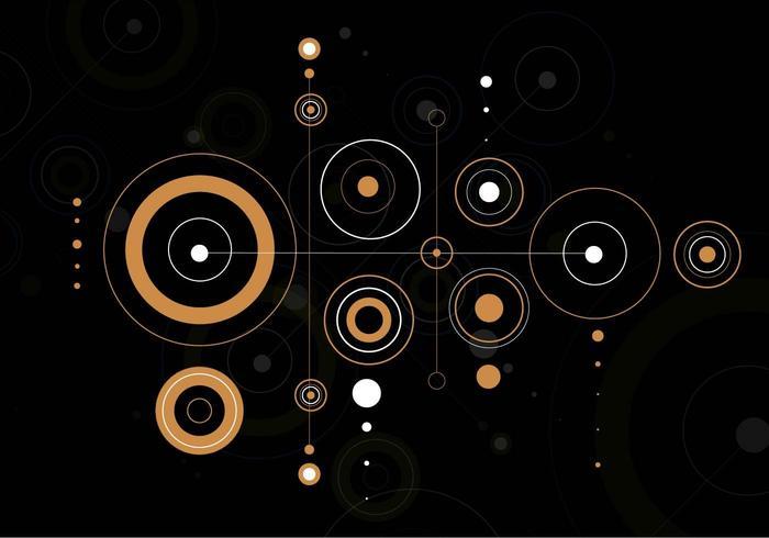 Bauhaus arte vectorial libre