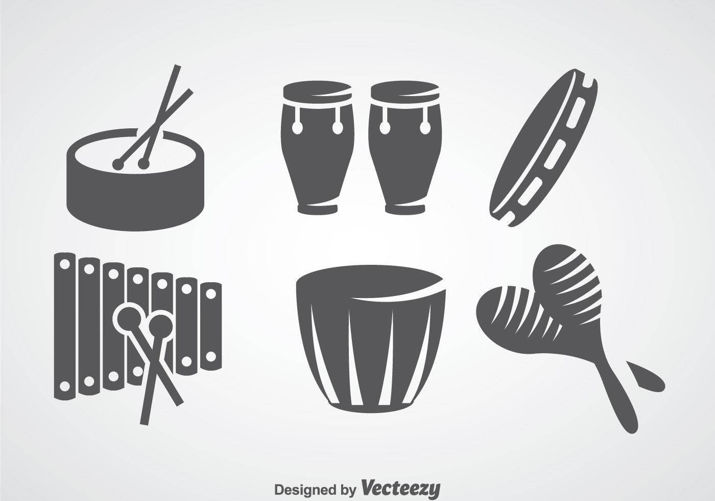 Image Result For Music Instrument Set