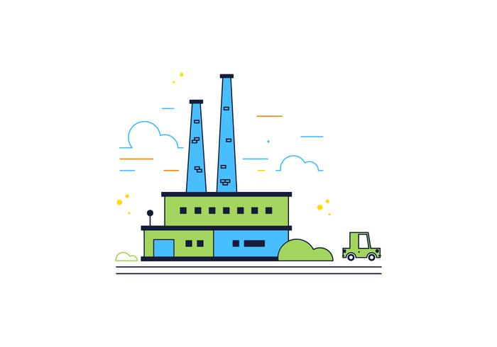 Free Factory Vector