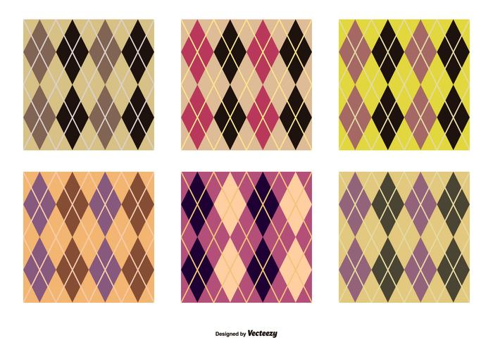 Agryle Vector Pattern Set