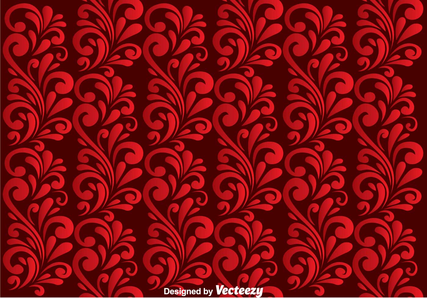 Red Swirly Background - Download Free Vector Art, Stock ...