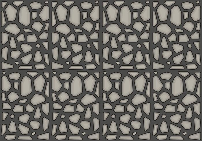 Free Stone Path Pattern #1