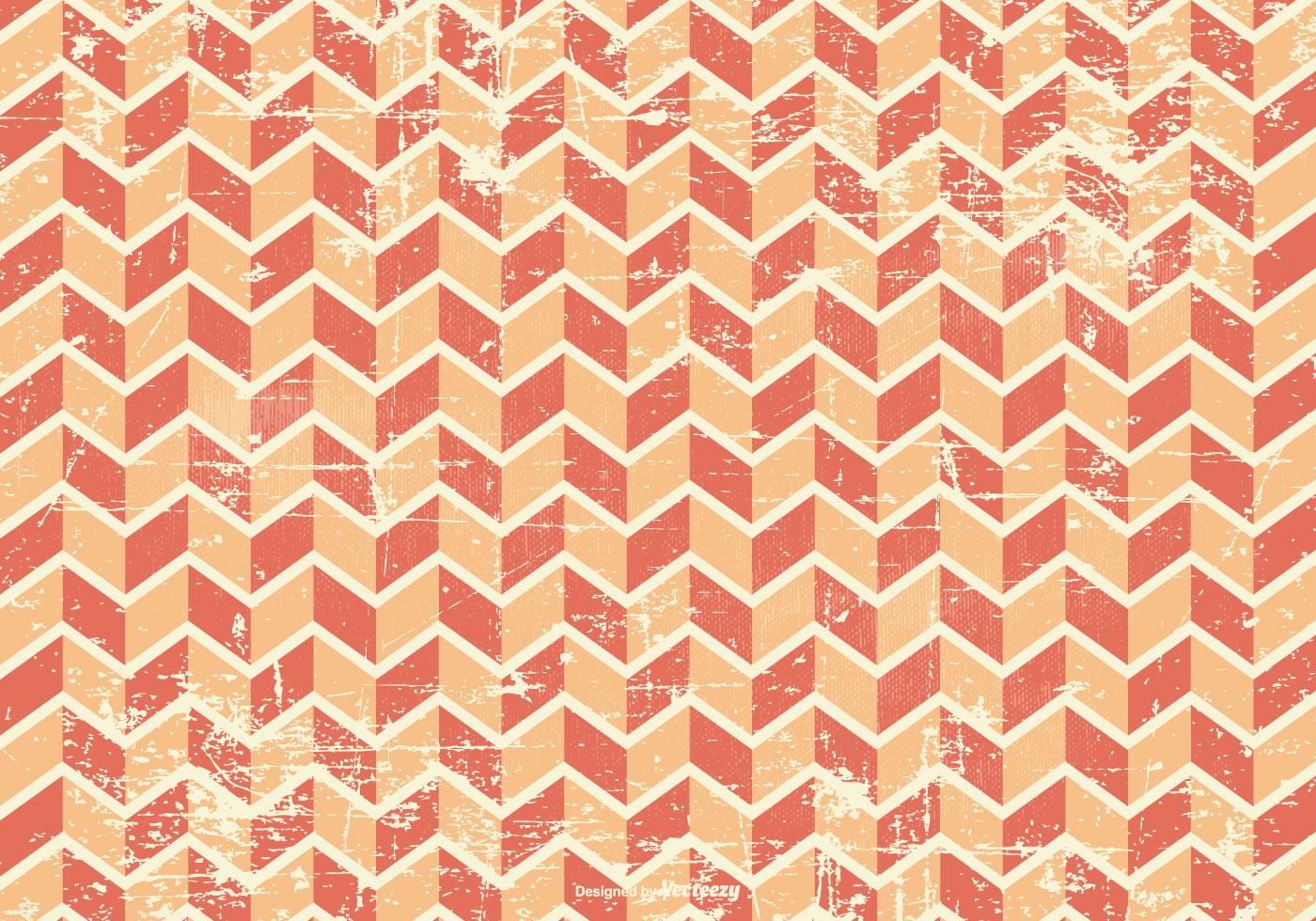 Retro Grunge Background Pattern - Download Free Vector Art