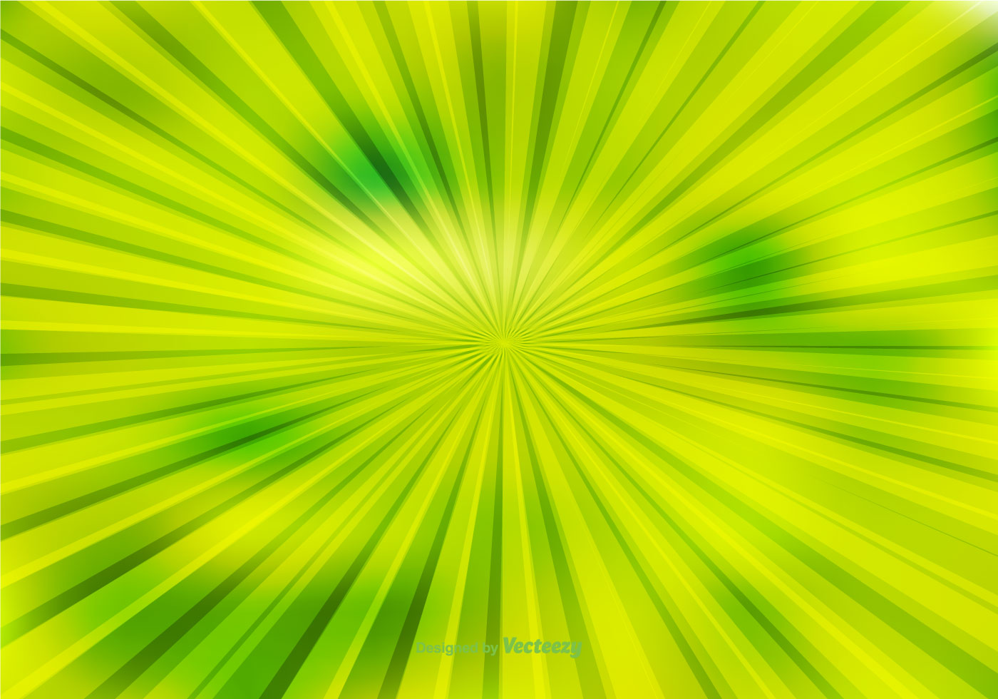 green sunburst background - photo #6
