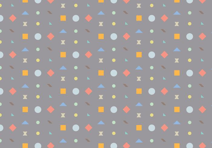Geometric Shape Pattern vector