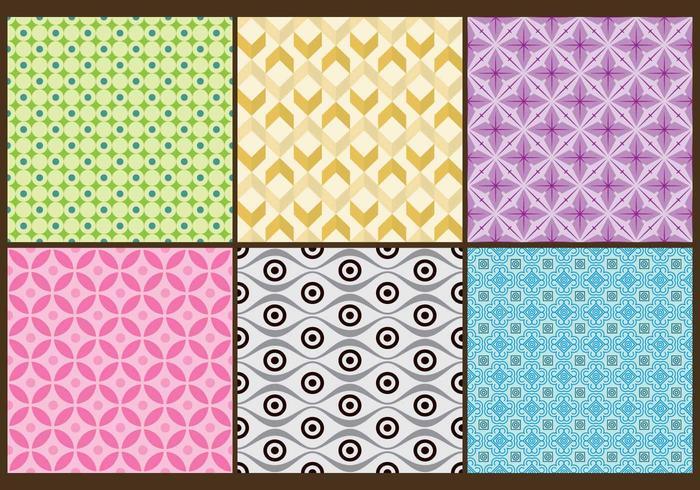 Batik Antecedentes Vectores De Color