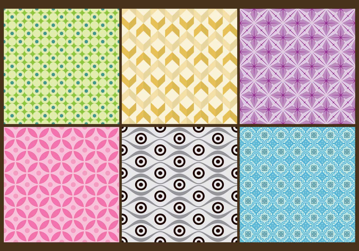 Batik Free Vector Art 654 Free Downloads