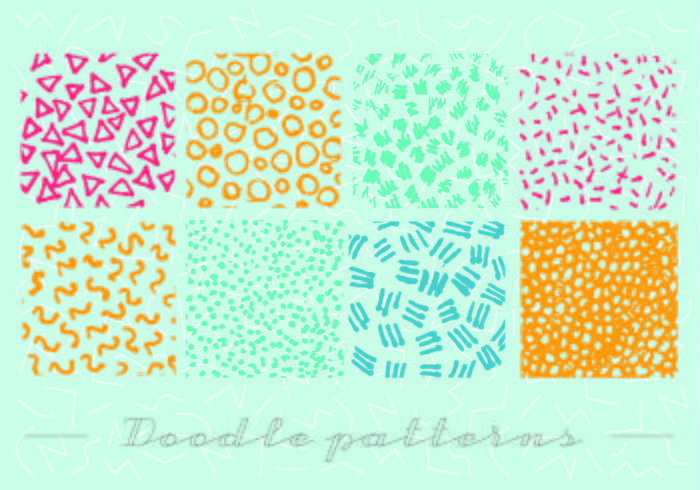 Free Variants of Vector Patterns