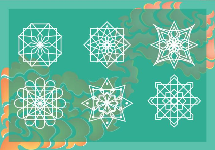 Free Arabesco Pattern Vector