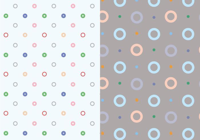 Cirkel Vector Patroon