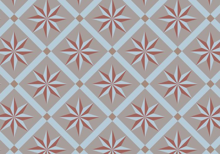 Star Tile Pattern