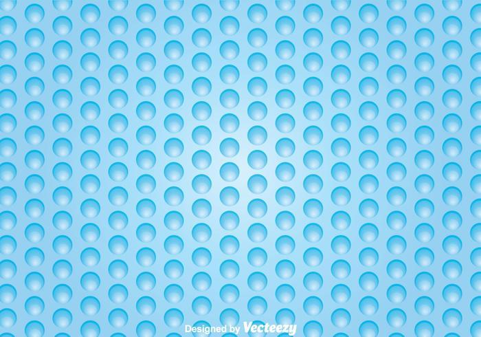 Blue Bubble Wrap Vector
