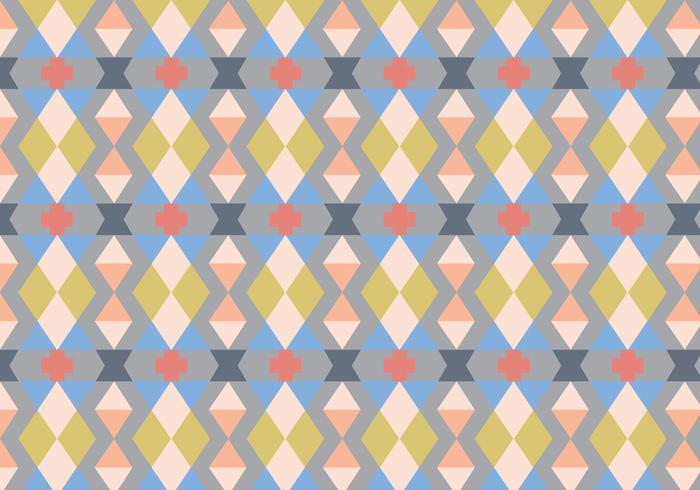 Diamond Decorative Pattern