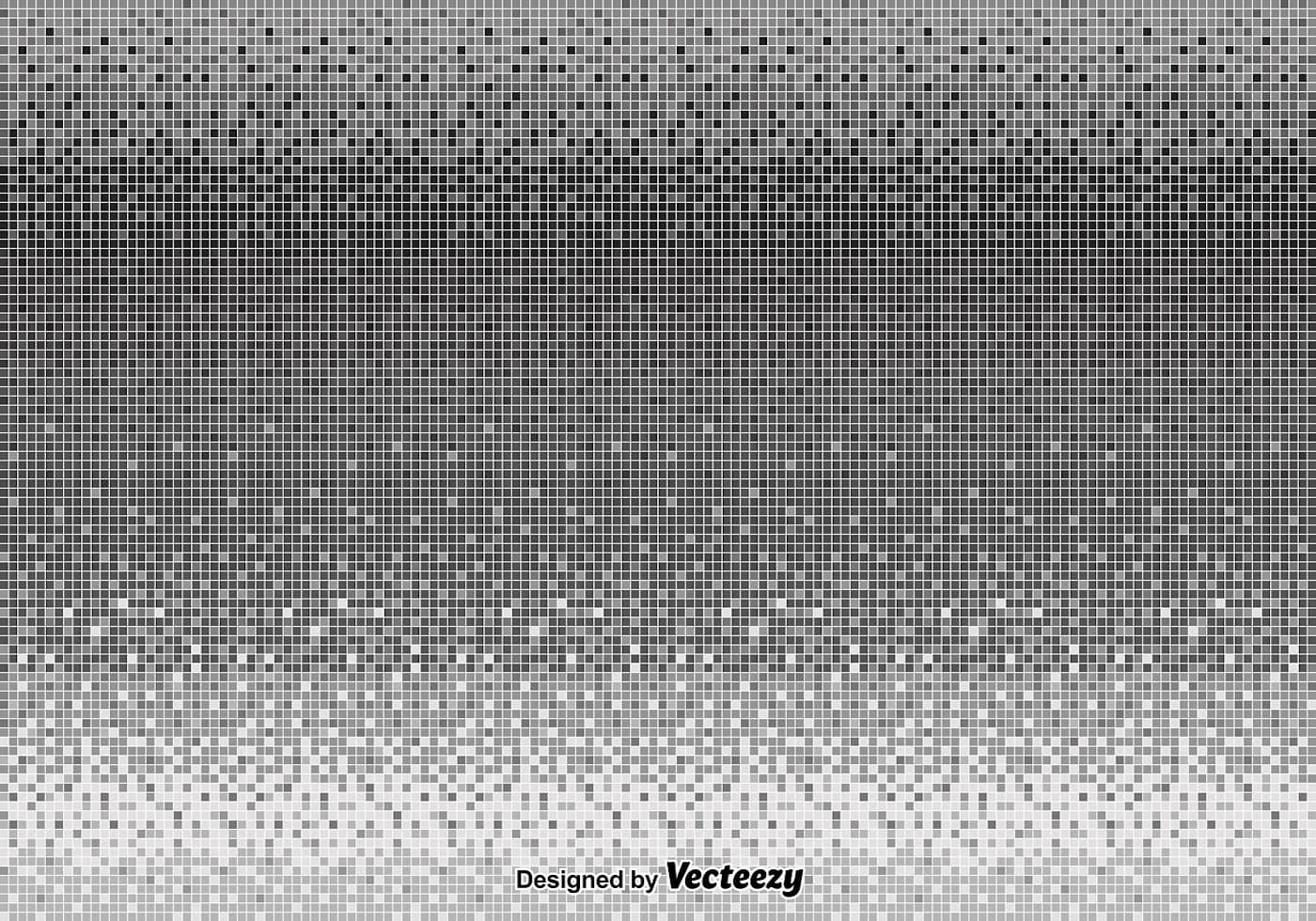 Vector Gray Pixel Background Download Free Vector Art