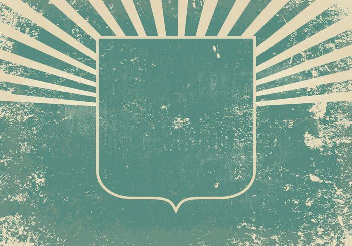 Retro Grunge-Stil Hintergrund