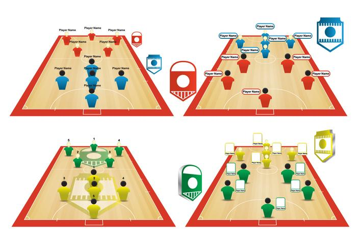 Futsal Player Position