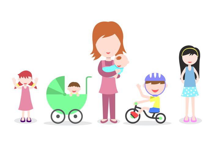 free babysitter vector download free vector art stock graphics