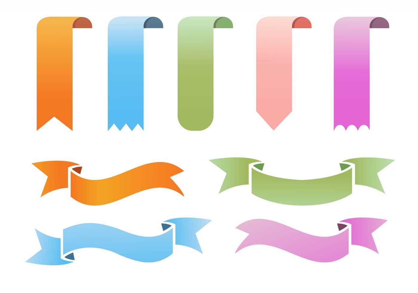 ribbon vector download free vector art stock graphics