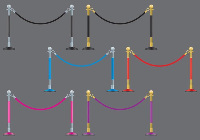 Cordas de veludo
