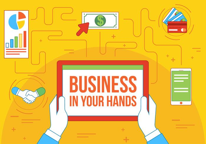 Icone vettoriali gratis di affari