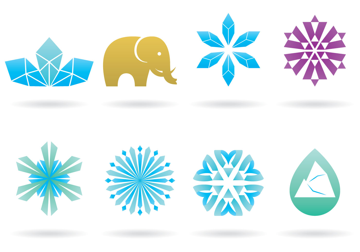 ice age logos download free vector art stock graphics