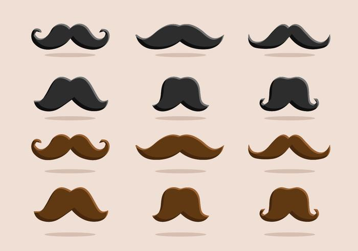 FREE MOVEMBER VECTOR PART 2