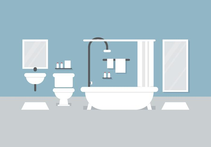 Vector Bathroom Set