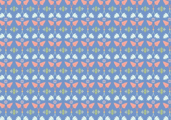 Leafs Floral Pattern