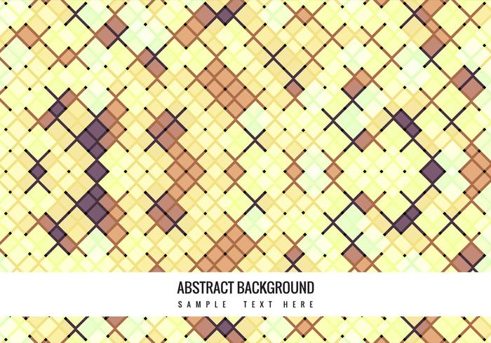 Vector Colorful Mosaic Pattern background