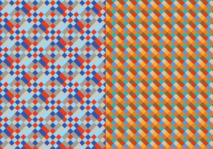 Tile Geometric Pattern