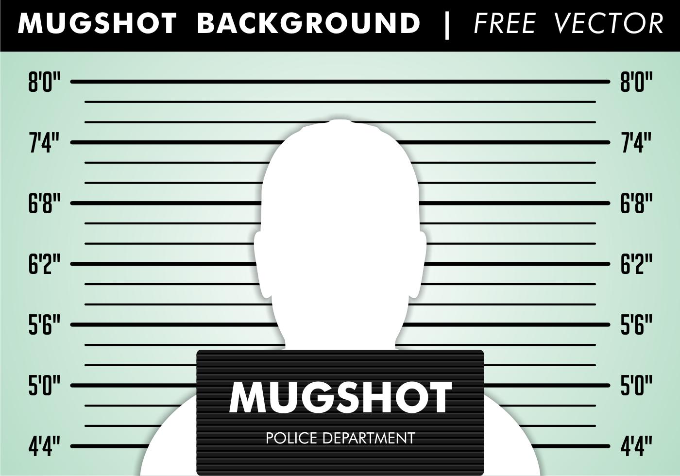 mugshot background free vector download free vector art