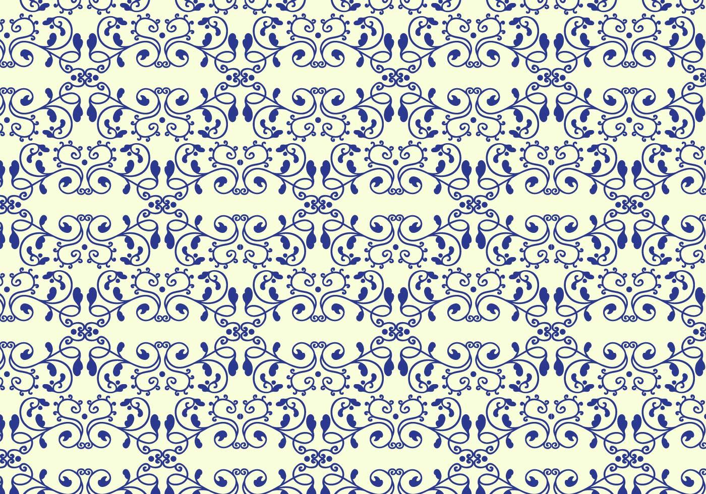 Ornamento Vector Libre Fondo Floral - Descargue Gráficos y Vectores ...