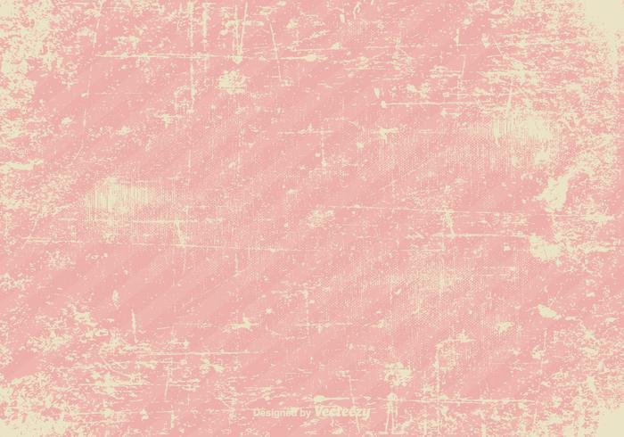 Fundo rosa do grunge do vetor